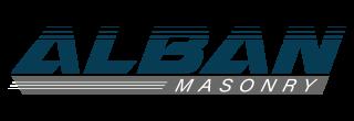 Alban Masonry Logo